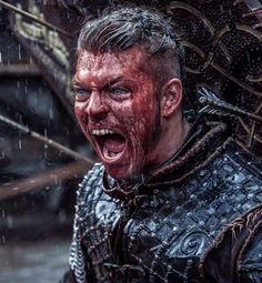 Rising star Alex Høgh Andersen is set to make a big impression as Ragnar Lothbrok's crippled yet sociopathic son Ivar the Boneless, when season four of Vikings Vikings Ragnar, Ivar Vikings, Ragnar Lothbrok, Vikings Time, Ivar Ragnarsson, Vikings Tv Series, Vikings Tv Show, Viking Art, Viking Warrior
