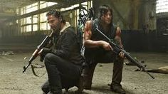 rick and dixon for walking dead
