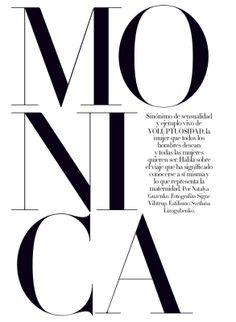 Monica Bellucci by Signe Vilstrup for Harper's Bazaar, Spain 2013.