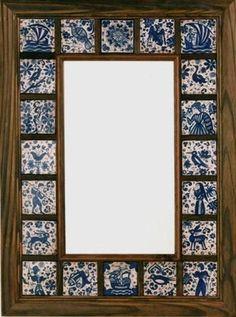 Mirror Mosaic, Mirror Tiles, Diy Mirror, Mirrors, San Antonio, Tile Crafts, Mirror Painting, Sunburst Mirror, Decoupage Vintage