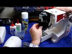 ▶ Pulizia del corpo macchina e sostituzione della lampadina - YouTube