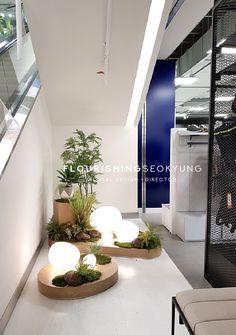 Interior Garden, Cafe Interior, Shop Interior Design, Retail Design, Cozy Living Spaces, Hall Design, Home Room Design, Small Patio, Lounge Areas