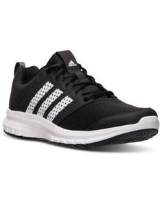 from adidas United Kingdom · adidas Men's Maduro Running Sneakers from  Finish Line - BLACK/WHITE/BLACK 10.5