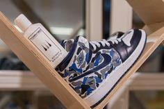 TARRAGO Sneakers Matt Maker - matowy finisher