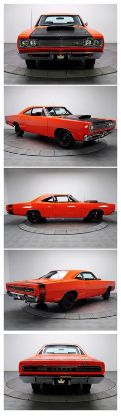 1969 Dodge Super Bee A-12 440 Six Pak
