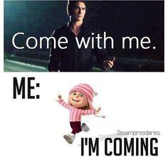 The Vampire Diaries ~ Damon Salvatore ~ Ian Somerhalder~ Já tô ai migs