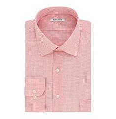 Van Heusen® Men's Gingham Dress Shirt