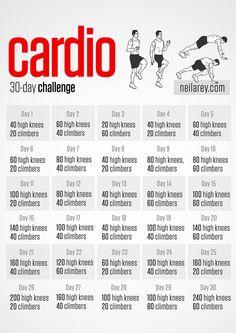 cardio-challenge