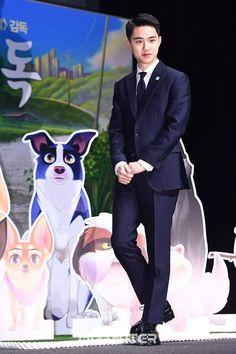 Kyungsoo, Kaisoo, Do Kyung Soo, Handsome, Kpop, Cute, Fictional Characters, Universe, Penguin