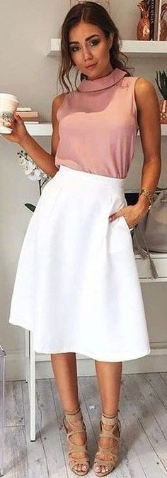 'Round Off' Top + 'Hills Are Alive' Skirt                                                                             Source