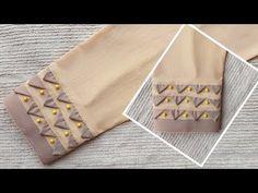 Kurti Sleeves Design, Sleeves Designs For Dresses, Blouse Neck Designs, Sleeve Designs, Churidar Neck Designs, Salwar Designs, English Style, Blake Lively, Chambray