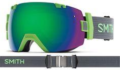 Smith Optics I/OX Ski Goggles - Reactor / Green Sol-X + Red Sensor - RxSport