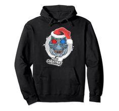 Merry Christmas Dinosaur Wearing Santa Hat T-Rex Pullover Hoodie Christmas Fun Merry Christmas Funny, Funny Christmas Shirts, Christmas Humor, Christmas Dinosaur, Pullover Hoodie, Santa Hat, T Rex, Hoodies, Sweatshirts