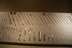 Traditional medical instruments of Tibetan Medicine