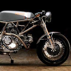Ducati Cafe Brat | Sport Classic 1000 | Pyro | Revival