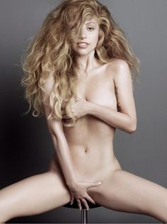 Lady Gaga's body. Just a few pounds more on mine and I'll be close enough!