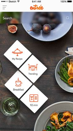 Beautiful series of interactive concepts by Indian product designer Vikas1307. #UX #UI