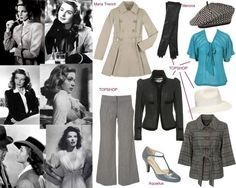 40s+fashion | Fashion/Styles With Carrington: Music + Fashion= Perfect Combination!