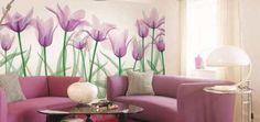 decoração de lojas lilás - Pesquisa Google