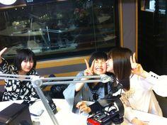 Ikuta Erina, Sato Masaki, Niigaki Risa