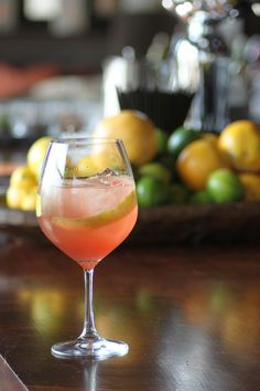 """So smart, @Four Seasons Hotel Baltimore calls it """"The Teacher's Pet"""". We give it an A+! Add 1 oz Cucumber Juice ,1 oz Apple Juice,1/2 oz Agave Nectar, 3 oz Ginger Beer into a snifter glass and garnish with apple slice."""