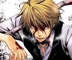 He is violence (and hotness) personified, Shizuo Heiwajima  DuRaRaRa