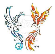 Phoenix Bird of Fire Tattoo - Bing Images