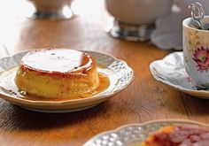 Minipudim de queijo - sobremesa delicada e ideal para agradar toda a família.