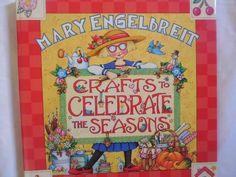 MARY ENGELBREIT CRAFTS TO CELEBRATE THE SEASONS #MaryEngelbreit