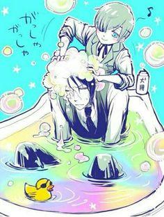 """#wattpad #fanfic Pequeñas """"anécdotas"""" de Kuroshitsuji xD Quizás lo que debió…"""