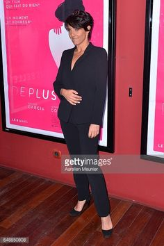 03-07 PARIS, FRANCE - MARCH 06: Florence Foresti attends... #sanlorenzodemorunys: 03-07 PARIS, FRANCE - MARCH 06:… #sanlorenzodemorunys