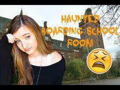 Haunted Boarding School Dorm Room | STORYTIME