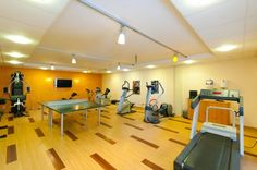 Fitness room / Fitnessraum