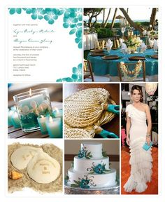 #wedding #centerpiece #turquoise, also wanted to show you a new amazing weight loss product sponsored by Pinterest! It worked for me and I didnt even change my diet! I lost like 16 pounds. Here is where I got it from cutsix.com