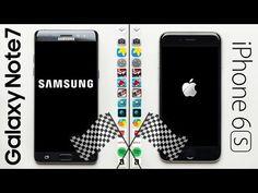 Apple iPhone 6s: Im App-Speedtest besser als das Samsung Galaxy Note 7 - https://apfeleimer.de/2016/08/apple-iphone-6s-im-app-speedtest-besser-als-das-samsung-galaxy-note-7 - Das Samsung Galaxy Note 7 hat sich als sehr interessantes und leistungsstarkes Smartphone erwiesen, das in Kürze mit dem Apple iPhone 7 und iPhone 7 Plus neue Konkurrenz bekommt. Bis dahin muss sich das Galaxy Note 7 einen Vergleich mit dem Apple iPhone 6s gefallen lassen. Apple iPhone 6s: ...