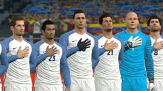USA vs Venezuela | International Friendly Match HD Gameplay PES 2017 Sup...