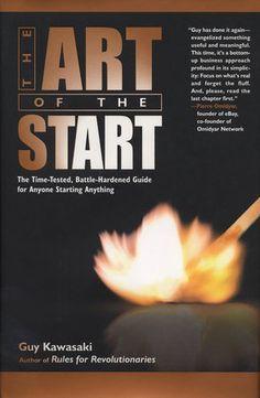 The Art of the Start by Guy Kawasaki