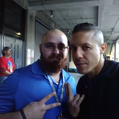 Theo Rossi got it this time #theorossi #selfie #sonsofanarchy #soa #ricc #security