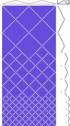 These are a few of my favorite things: – Fractals Weaving Designs, Weaving Patterns, M Design Logo, Loom Weaving, Hand Weaving, What Are Fractals, Studio Weave, Fractal Geometry, Simple Lines