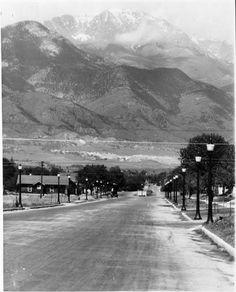 Platte Avenue - 1918