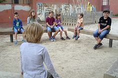 L'entorn educatiu, clau en l'aprenentatge / FOTO: XAVIER BERTRAL