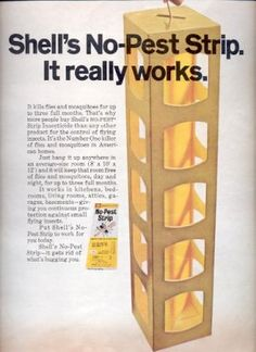 Shell's No-Pest Strips...they really worked! Wish we could still get them to hang on the patio!