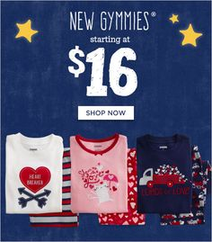 Free shipping on every order at Gymboree! $4.99 Deals! Cute new Gymmies! - http://www.pinchingyourpennies.com/free-shipping-on-every-order-at-gymboree-4-99-deals-cute-new-gymmies/ #Freeshipping, #Gymboree