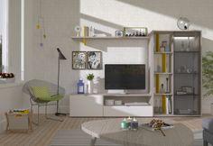 ¿Quién dice que el diseño, la calidad y el precio no pueden ir de la mano? ¡Ja!… Ambiente fuera de catálogo 99B Kazzano Green Feeling  http://kazzano.es/productos/gf-99b/