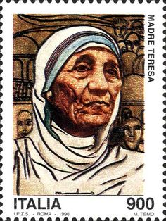 Details of Albania stamp of Anniversary of the Death of Mother Teresa issue, multicolored, unwmk (id Domino Art, Missionaries Of Charity, Stamp World, Stamp Printing, Flags Of The World, Vintage Stamps, Small Art, Fauna, Mother Teresa