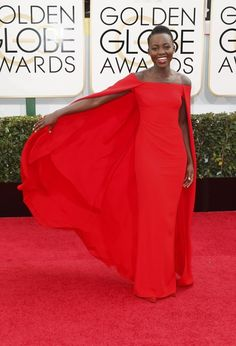 Ralph Lauren | Every Single Flawless Look Lupita Nyong'o Wore This Awards Season