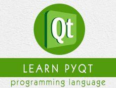PyQt Tutorial