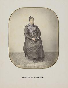 Pike fra Jølster i Søndfjord by Preus museum, via Flickr [girl from Jølster] ca. 1880s