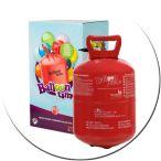 Einwegflasche Helium groß