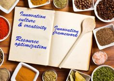Executing on Innovation – The Required Key Ingredients Innovation Strategy, Key Ingredient, Education, Creative, Food, Learning, Meals, Teaching, Studying